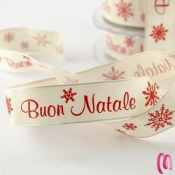 Nastro Natale Buon Natale