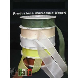 NASTRO ORGANDIS h.25mm X 43mt.