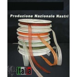 NASTRO LISA h.8mm X 25mt