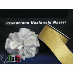 NASTRO LAME' SATIN h.50mm X 25mt.